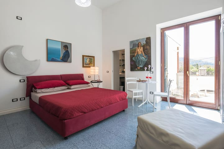 Casa flavio bed and breakfast in amalfi coast bed and for Bed and breakfast amalfi coast