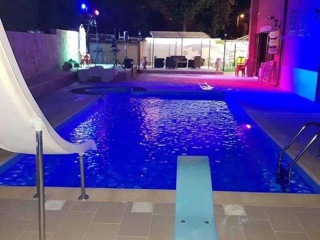 Amazing villa in Provincia di Barletta-andria-trani w/ 1 Bedrooms, Outdoor swimming pool and WiFi