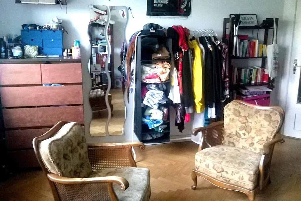Kleidungsecke