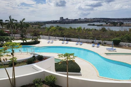 Superb Condo in Maho near Airport, Beaches, Etc.
