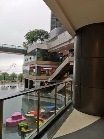 新加坡对岸海景房