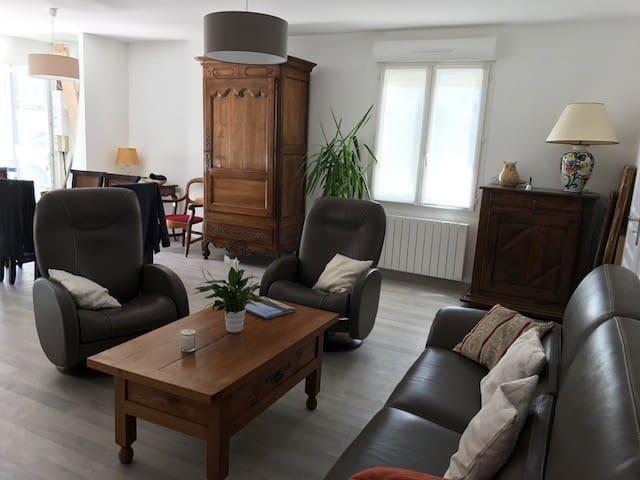 Charmante maison rénovée à Royan Pontaillac - Royan Pontaillac - Casa