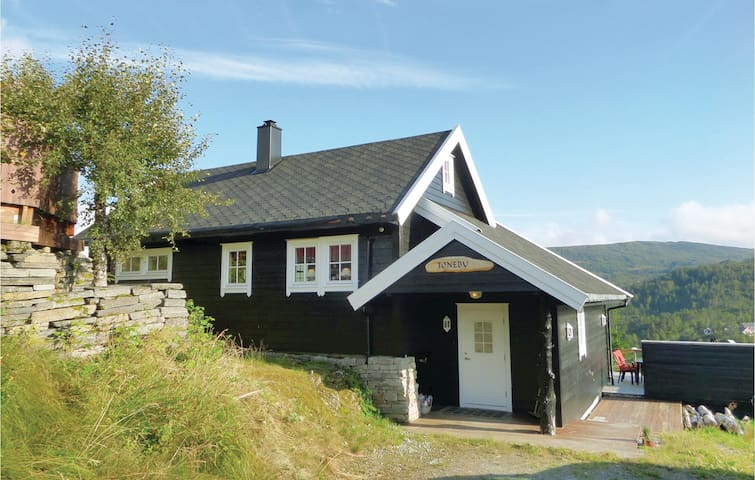 Holiday cottage with 5 bedrooms on 140 m² in Norheimsund