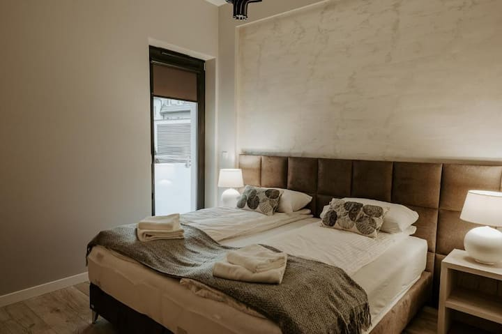 Apartamentowiec InforesPark - pokój dwuosobowy