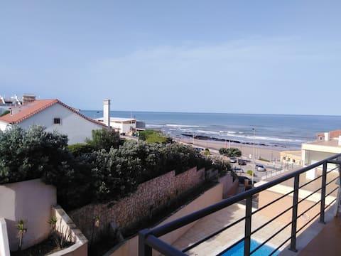 Tolle Wohnung am Strand