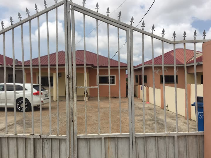 KASOA MILLENNUIM CITY ESTATES 2 BEDROOM FLAT.