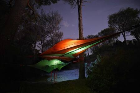 Ischia Adventure Park - Campeggio Sospeso