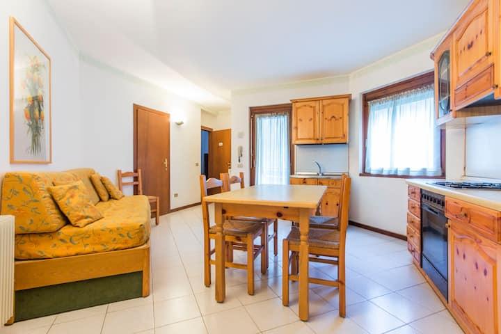 Apartment in Comano Terme