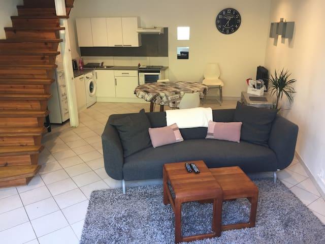 Appartement  tout équipé calme - Andilly - Pis