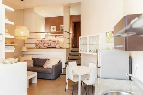 Apartamento en la playa de Rodeira (Cangas)