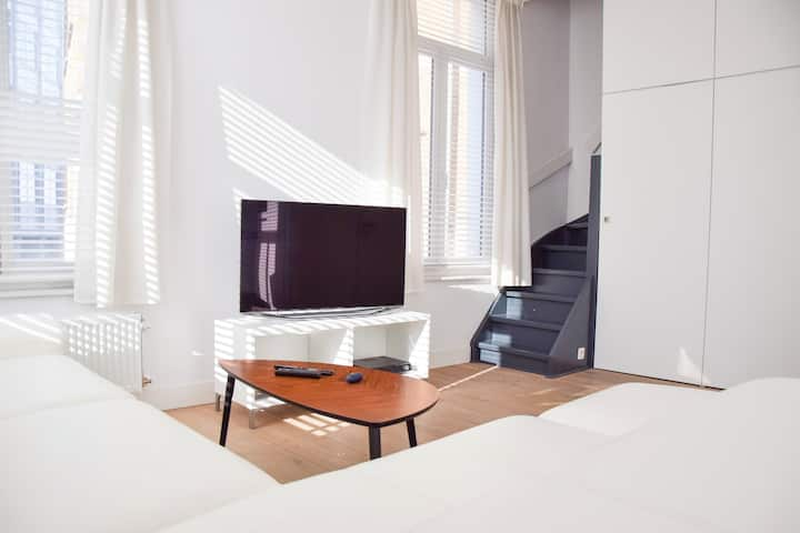 Beautiful Modern Apartment in the Heart of Antwerp