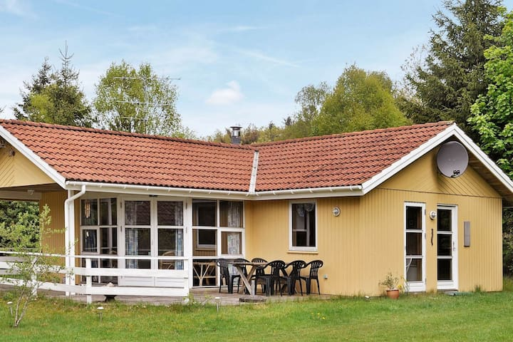 Luxurious Holiday Home in Silkeborg Jutland With Sauna