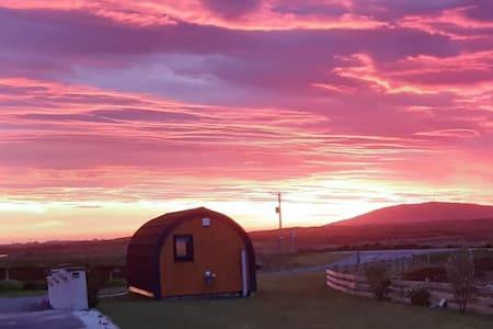 Croftend Glamping - Lochboisdale