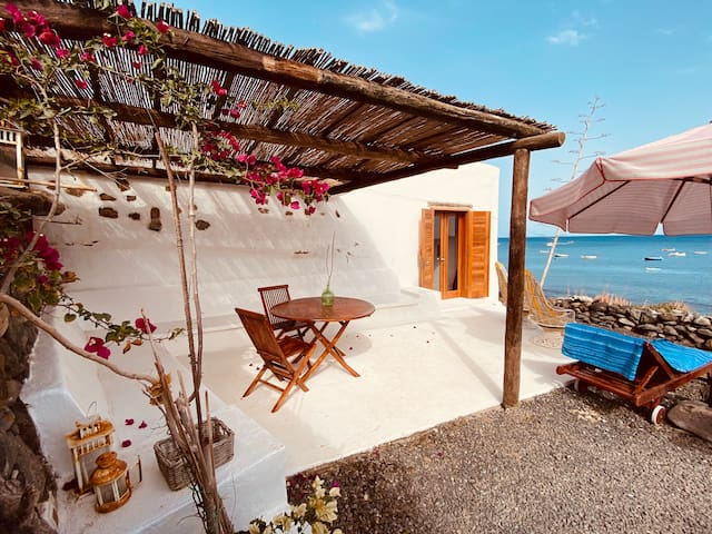 Casa en primera linea de mar