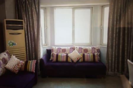 房間採用,木質地板精裝修,家用電器 - 新北市