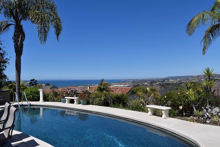 Spectacular Ocean View Home Warm Solar Heated Pool