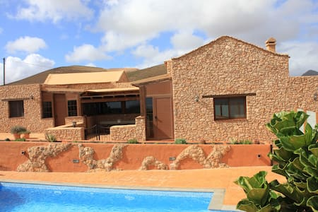 Casa Rural Los Lirios - Puerto del Rosario - Hus
