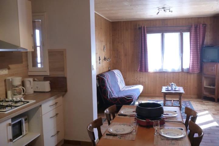 appartement le Morzinette