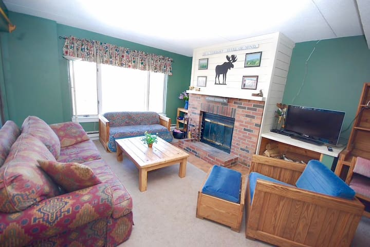 Snow Tree at Mt Snow, 2 Bed / 2 Bath