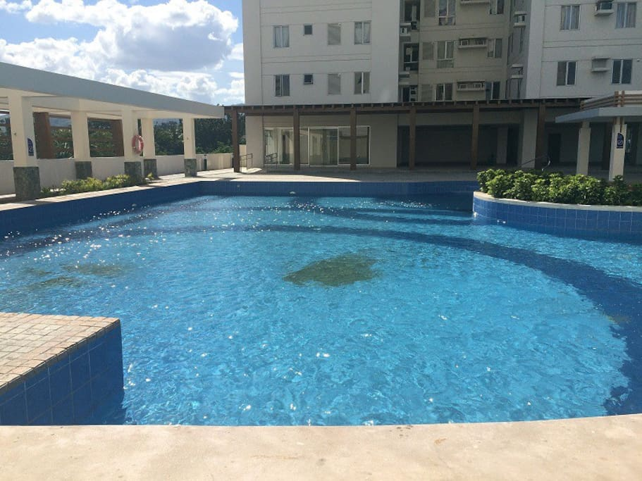 Full sized pool!
