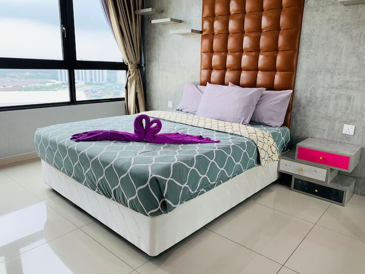 Khu Suite Liberty@I-City Theme Park