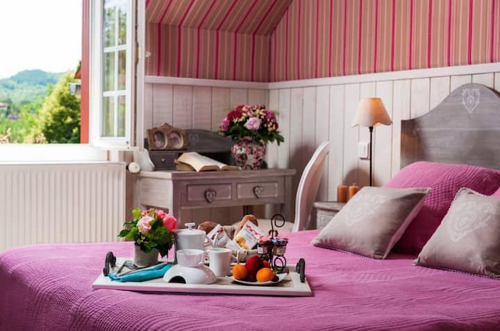 Hostellerie Belle Rive / Chambre de Caractère