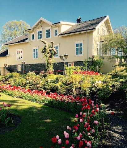 Apartment in the historical pearl of Larvik. - Larvik - Apartamento