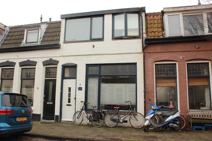 familyhome in Haarlem, only in Formula 1 weekend
