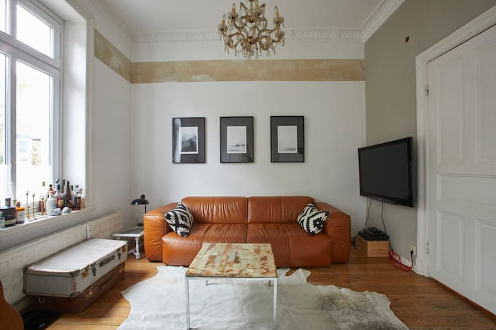 Art/Real/Cosy/Design/Personal Living in Altona