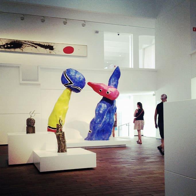 Foto van Fundació Joan Miró