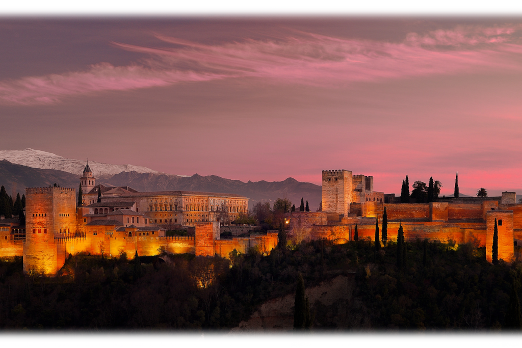 Muy cerca de Granada