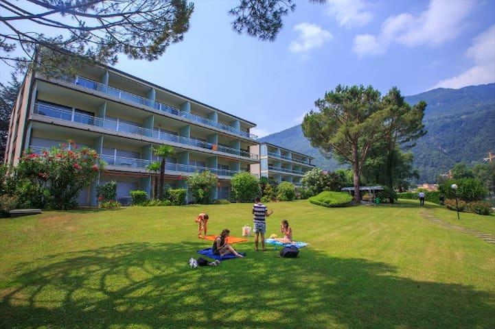 Vista Capo Lago - Capolago - Apartment