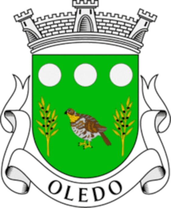 Brasão de Oledo / Oledo coat of arms