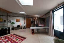 Green Woodworks Loft Vienna