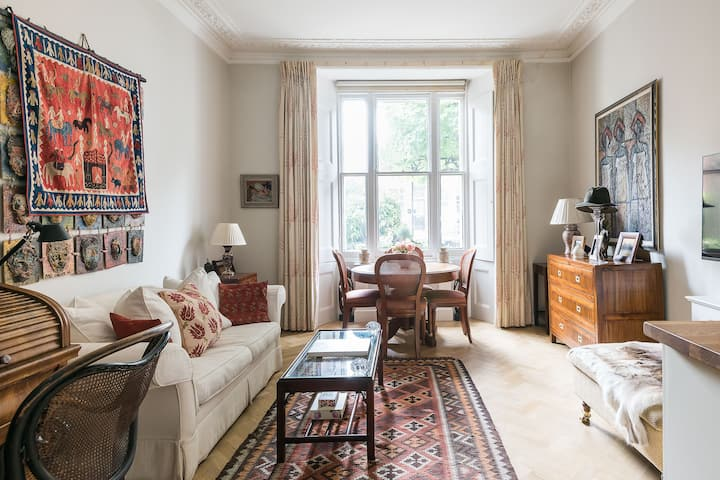 Distinctive Kensington 1-bed flat