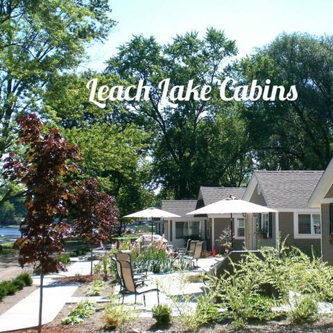 Lakefront Cottage at Leach Lake Resort #2