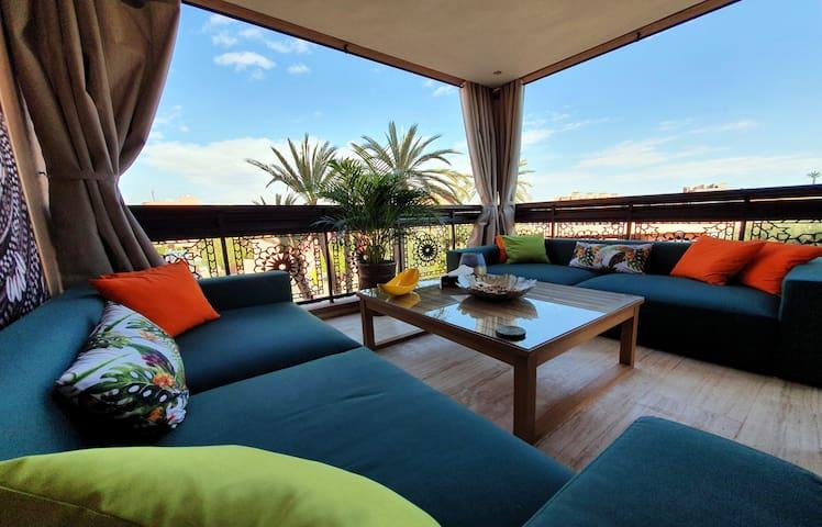 Luxury 3 Suites Confort Absolu (Guéliz CityCenter)