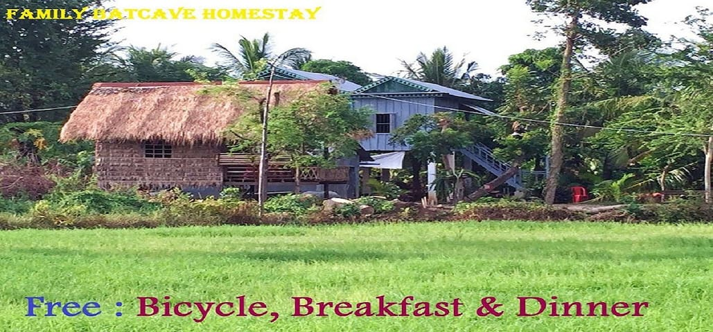 Family Batcave Homestay