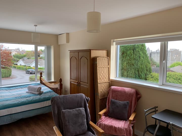 Cathedral View: One bedroom flat in Letterkenny