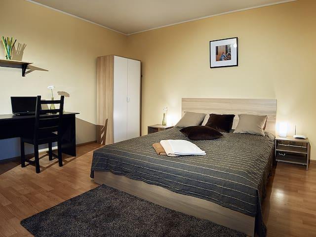 """Квартира """"с высоты птичьего полёта"""" - Perm - Lägenhet"""