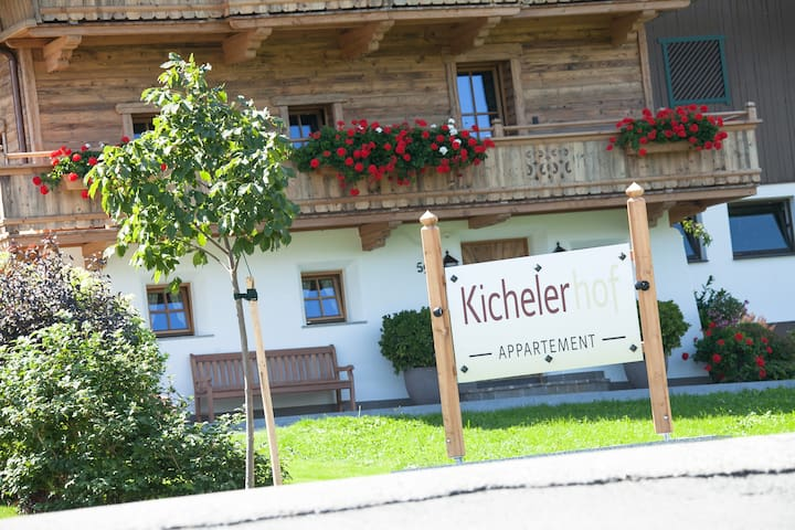"Zillertal ""Top Appartement mit Luxusküche"" - Strass im Zillertal - Byt"