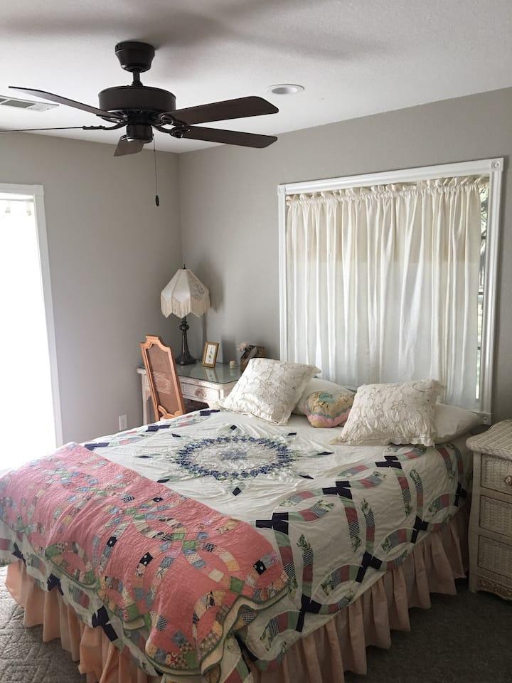 Cripplegate Ranch -Haley's Room