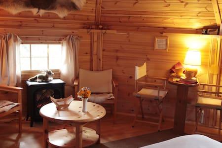 Cabane perchée Kota Cabana - Brulon - Sommerhus/hytte