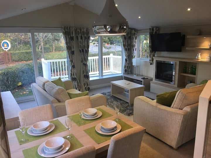 Luxury Lodge 4 Rent @ Seton Sands near Edinburgh
