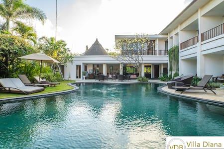 Villa Diana Bali - Kuta