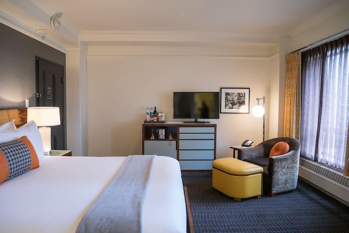 Hotel Lucia, Premium Queen