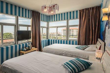 悠然咖啡观景双床房套房 - Xiamen