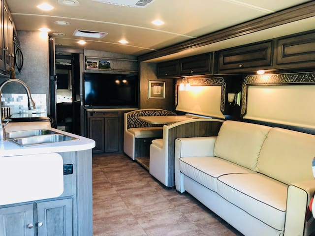 Private RV Rental- close to beach