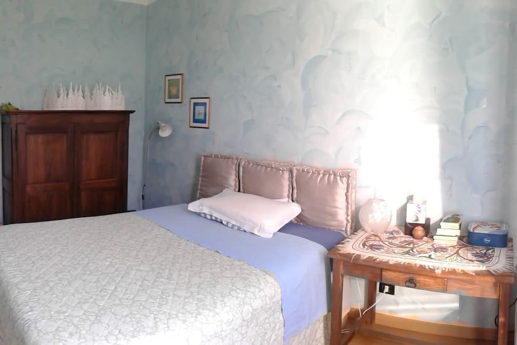 la chambre à coucher