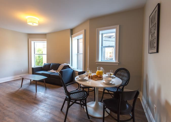 Stunning Luxury Apartment In The Heart of Detroit - Detroit - Appartement